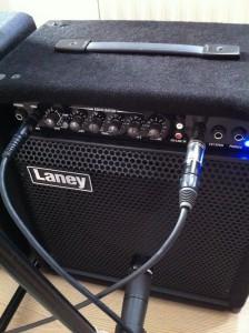 LaneyRB2 Mikrofonlama