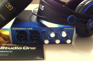 Presonus Audiobox2