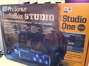 Presonus Audiobox3