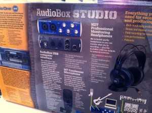 Presonus Audiobox4