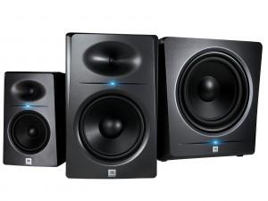 Seslendirme alanının lider markalarından JBL stüdyo monitör sistemlerinde de iddialı