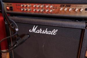 Elektrik Gitar Mikrofonlama