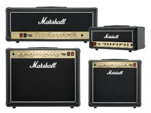 Marshall'ın yeni DSL serisi